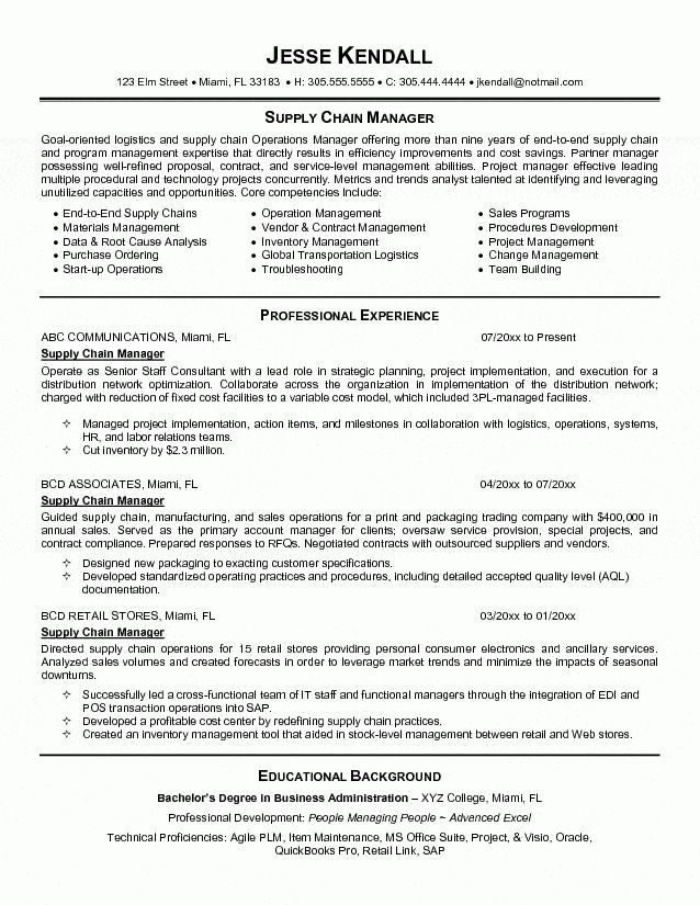 logistics manager resume template 28 images resume sle professional
