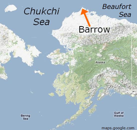 Barrow ak in ak maps pinterest barrow afc alaska and barrow ak in ak gumiabroncs Image collections
