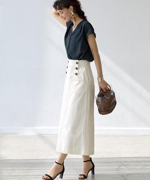 骨格ストレートに似合う服装50選 体型にぴったりのスタイルを見つけよう folk ファッションコーデのアイデア ファッション 骨格 ストレート