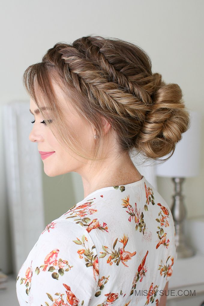 Double Dutch Fishtail Braids With Images Fish Tail Braid
