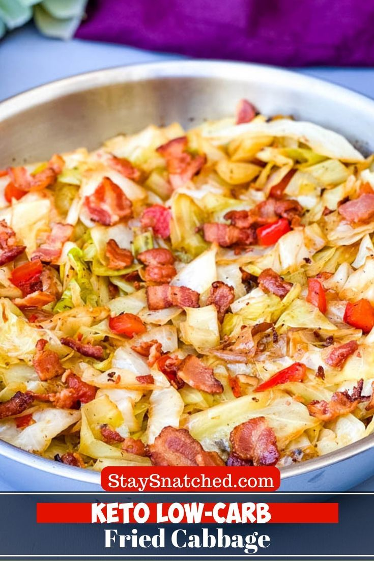 Easy Southern Fried Cabbage
