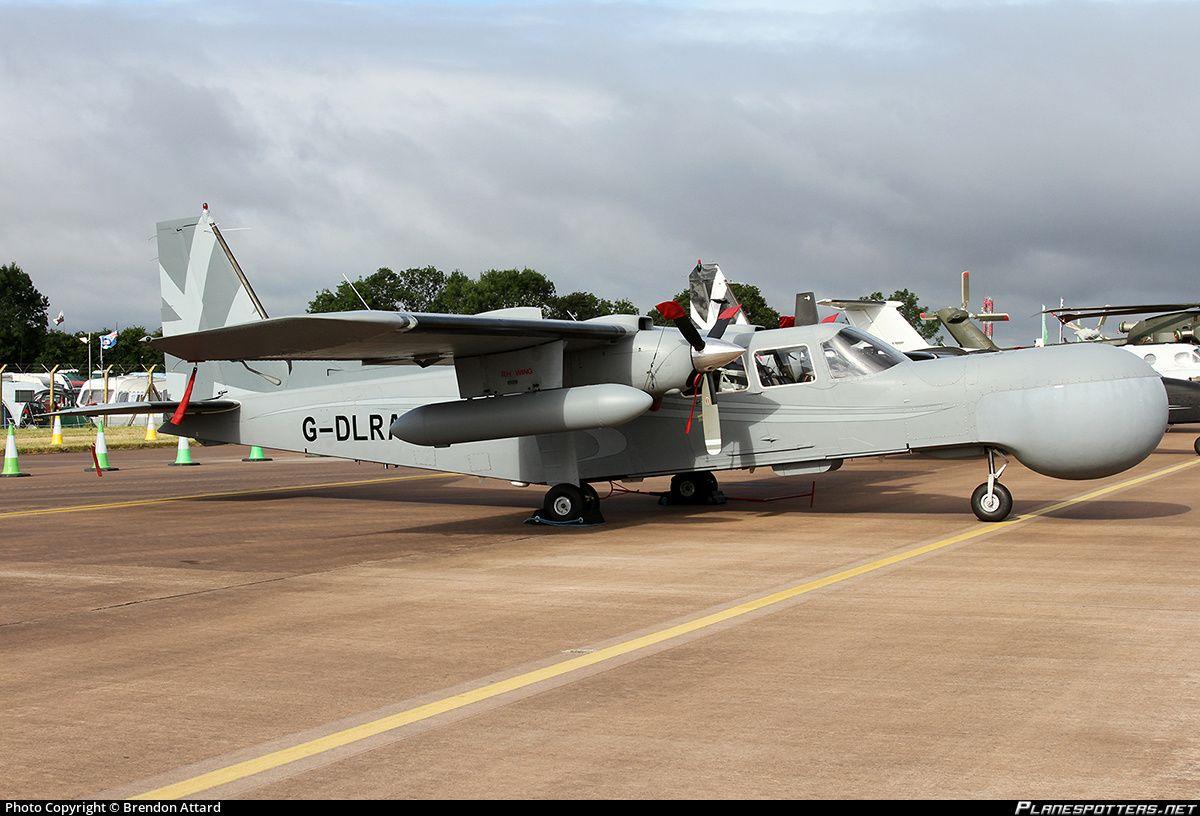 G-DLRA Britten-Norman Aircraft Britten-Norman BN-2T Turbine Islander