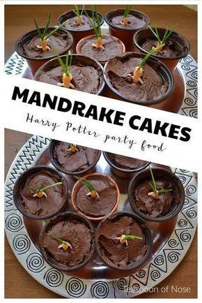 Mandrake Cakes mit dem besten Schokoladenkuchen