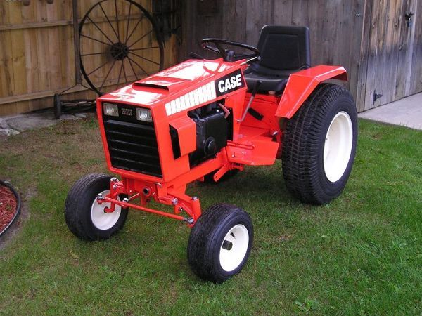 444 case garden tractor Google Search Case Ingersoll