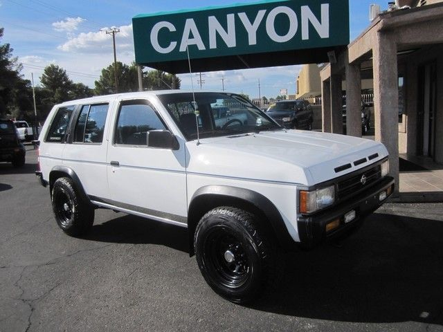 Used Cars For Less >> Less Than 3 000 1995 Nissan Pathfinder Xe Tucson Az