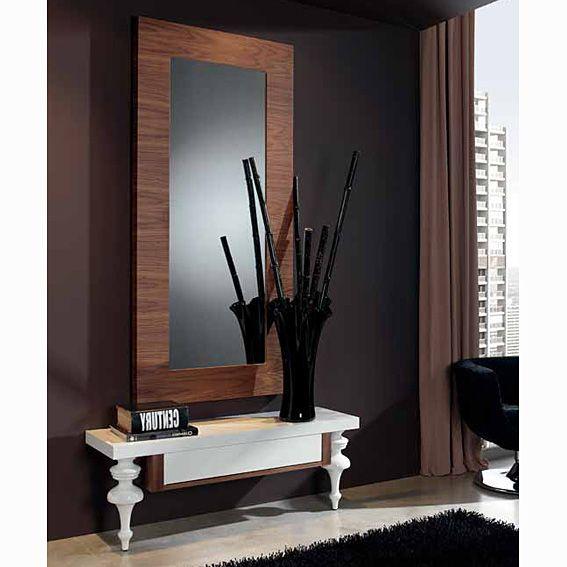 Muebles Portobellostreet.es: Consola Moderna Positano - Consolas de ...
