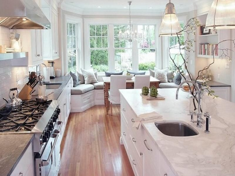 Find another beautiful images Eat In Kitchen Design Ideas at