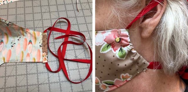 Photo of Versatile Face Mask pattern and tutorial | The Crafty Quilter | Bloglovin'