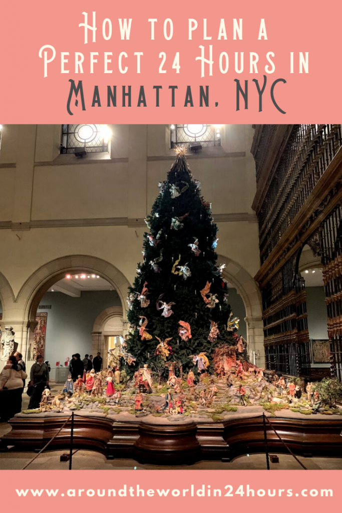 Things To Do In New York On Christmas Day 2020 A Perfect New York in a Day Itinerary in 2020 | York things to do