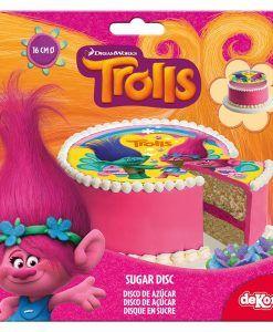 Trolls - Cake, Bake & Love