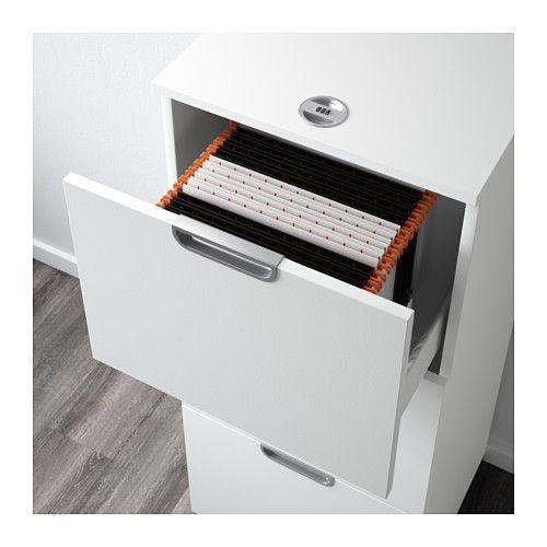 GALANT Aktenschrank, weiß | Aktenschrank weiß, Aktenschrank und Ikea