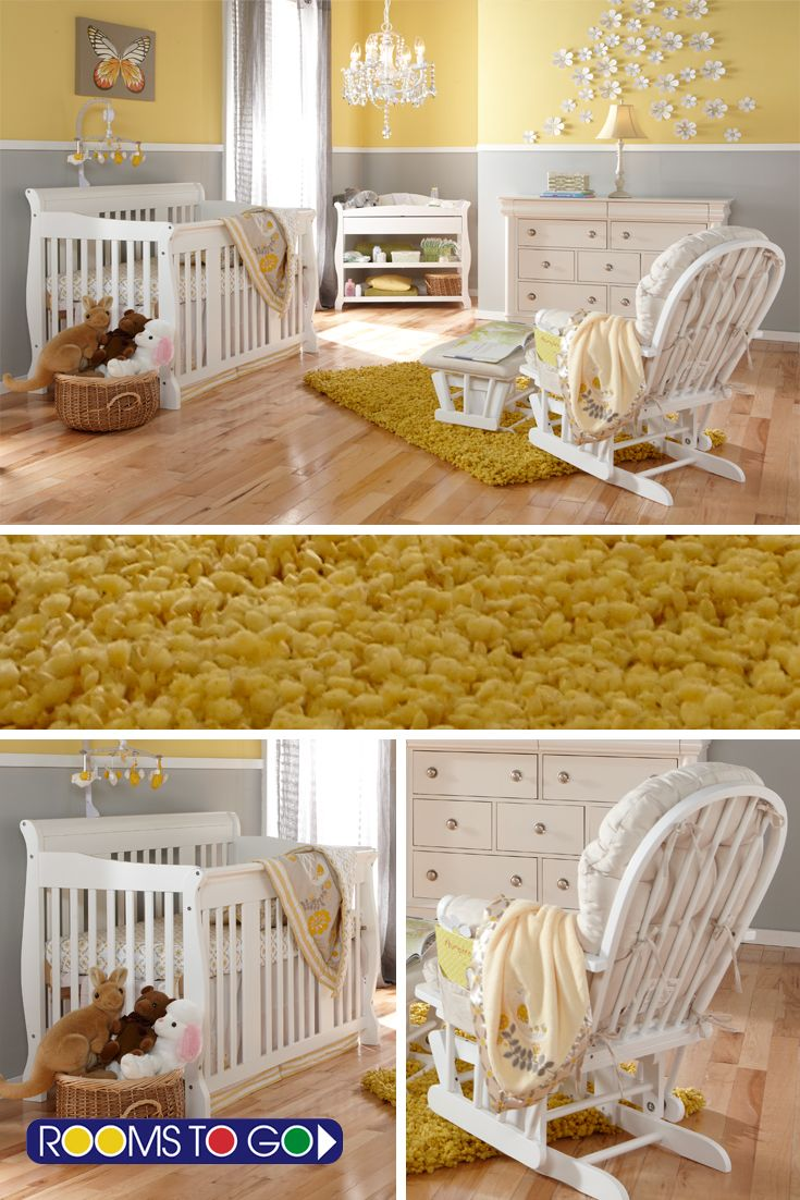 Bring home baby to serene surroundings with the elegant style of the ...