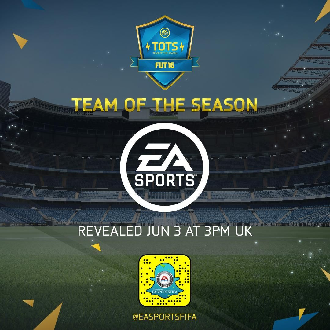 EA SPORTS FIFA on Twitter EA TOTS players revealed at 3
