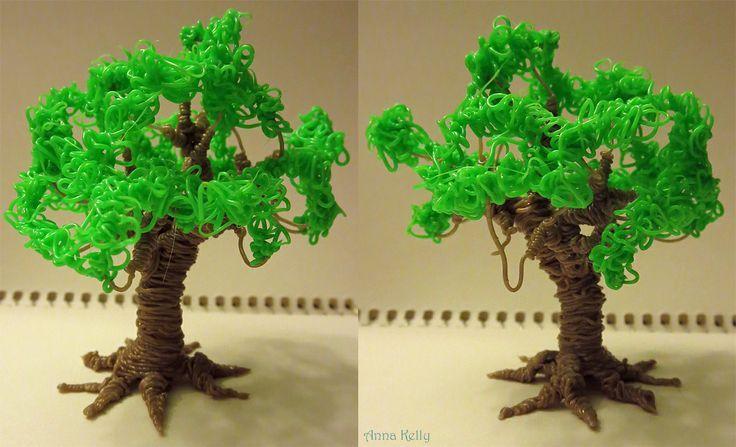3d printing pen tree