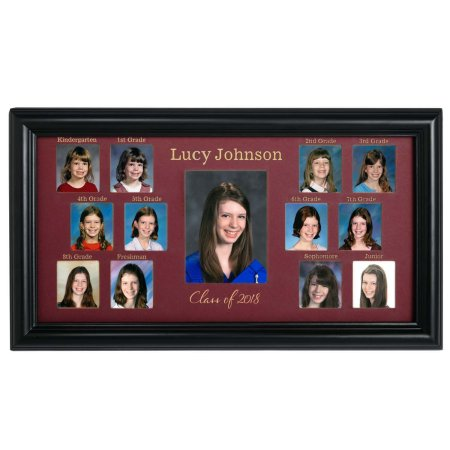 Personalized School Years Photo Frame Walmart Com Photo Frame Frame Photo