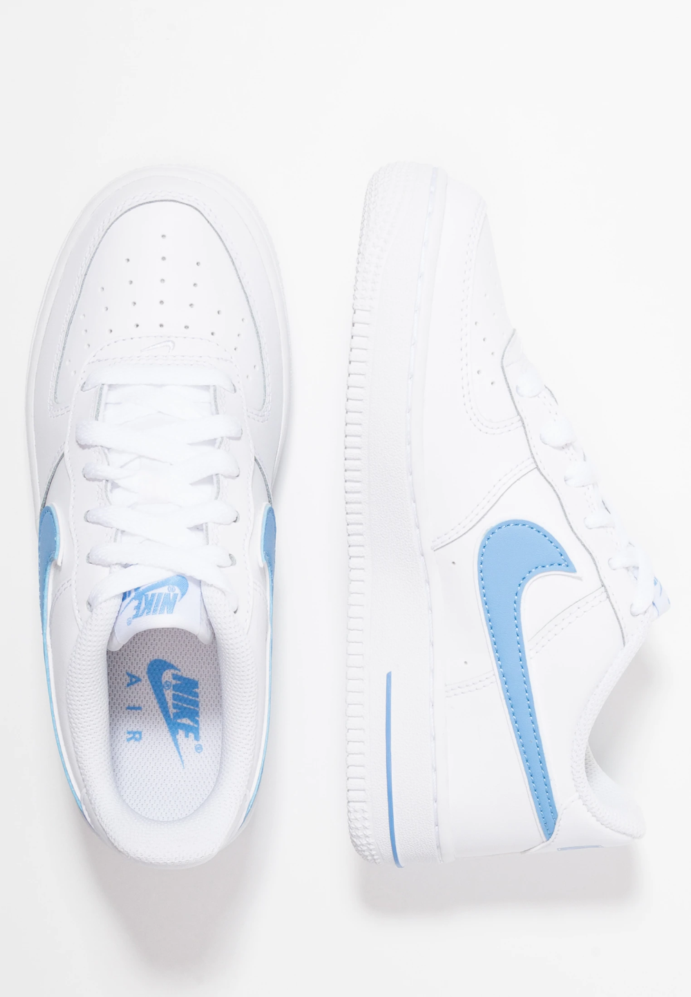 AIR FORCE 1 3 Baskets basses whiteuniversity blue