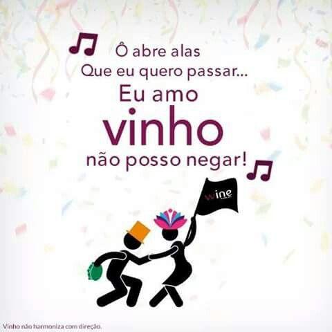#Carnaval #Vinho & #Música