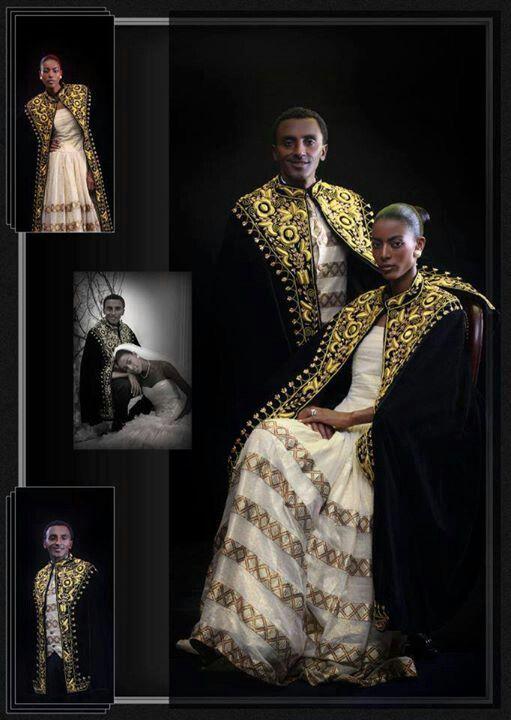Ethiopian Fashion Model Maya