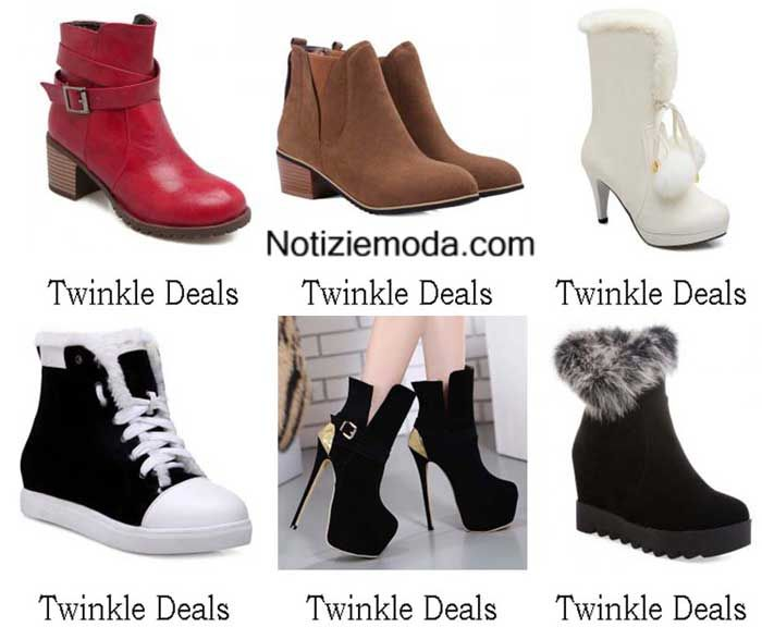 Scarpe Twinkle Deals autunno inverno 2016 2017 donna