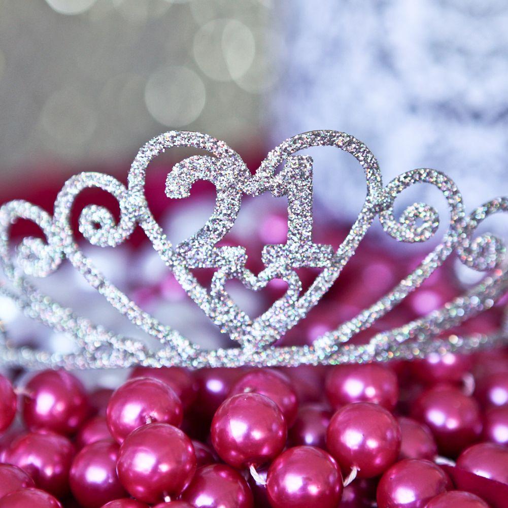 Sparkle Princess Party Crown