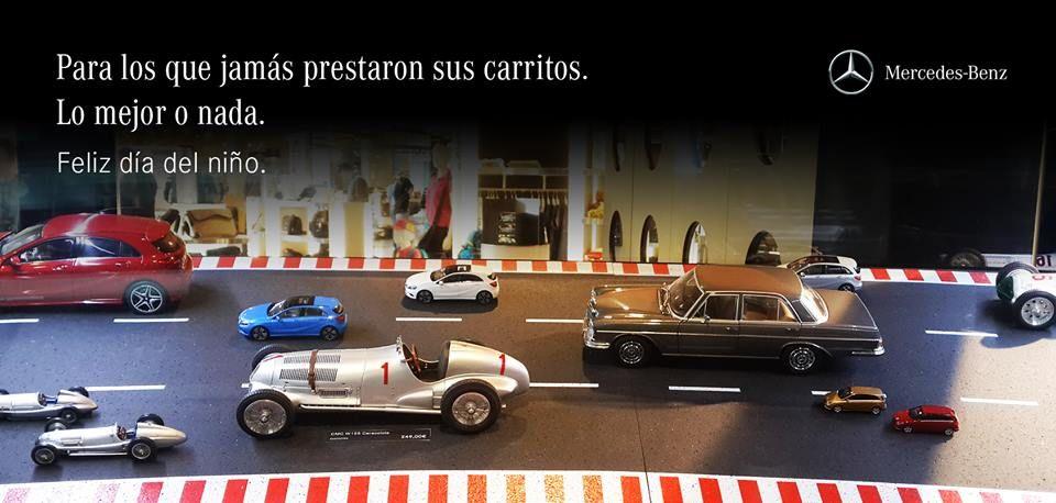 Día del niño 2014. #MercedesBenz #DíaDelNiño | Mercedes ...