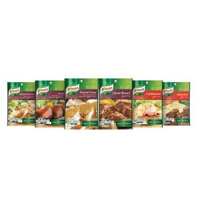 Knorr Hollandaise Sauce Mix - 0.9oz #hollandaisesauce