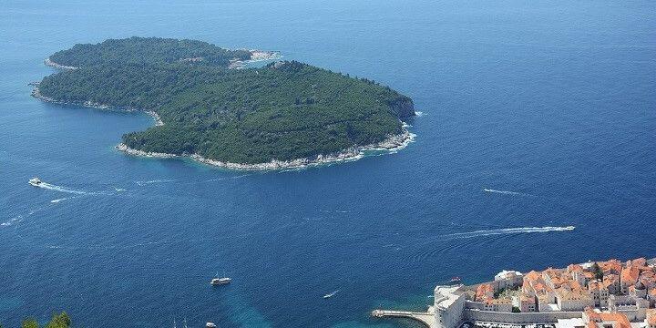 Lokrum Island, Dubrovnik, Dalmatia, Croatia
