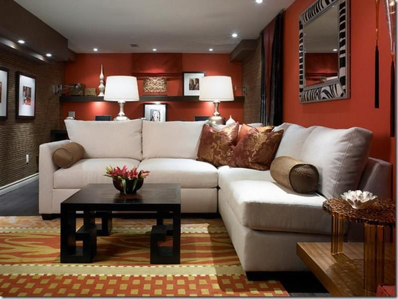 images of living room wall colors with light pine floors | Accent ...
