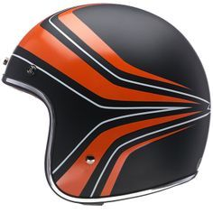 Bell Custom 500 Motorcycle Helmet 35