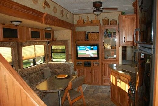RV Kitchen Remodel | RV Living Room Remodel For The Win!