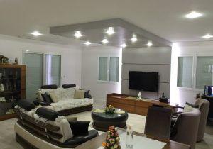Decoration Salon Placoplatre Images Et Faux Plafond Chambre Coucher Avec  Also Meilleures Du Tableau En Rh