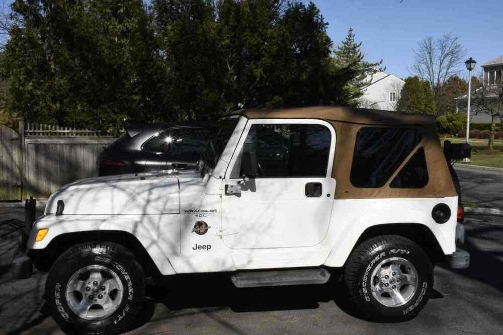 2001 Jeep Wrangler in 2020 2001 jeep wrangler, Jeep