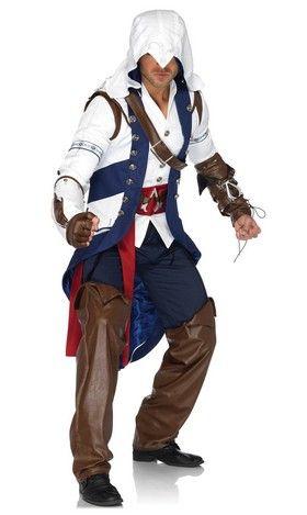 Assassin\u0027s Creed Connor Costume costumes ideas Pinterest - womens halloween ideas