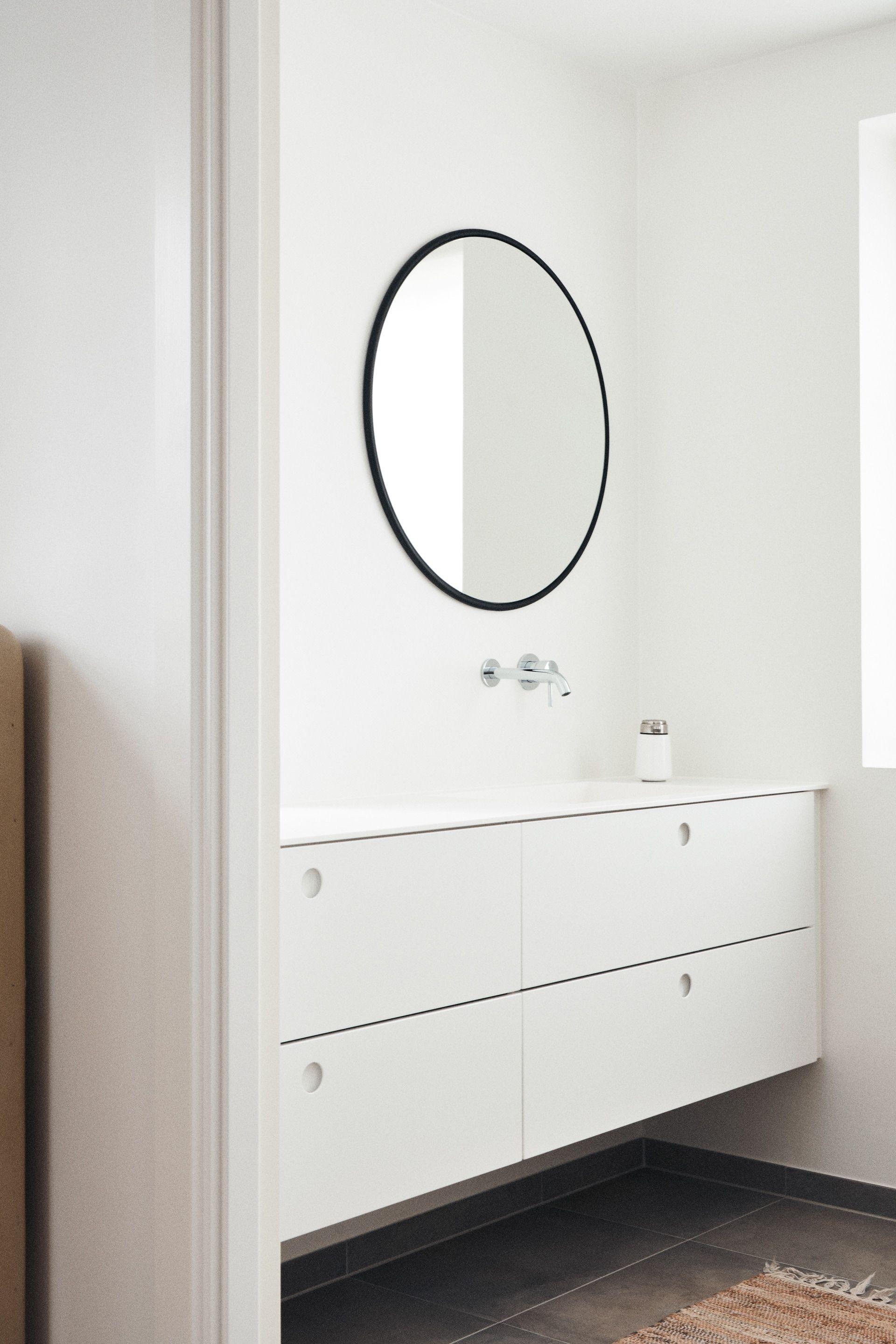 Inspiration Bathroom In Vedbaek Denmark Trendy Bathroom Ikea Hack Bathroom Ikea