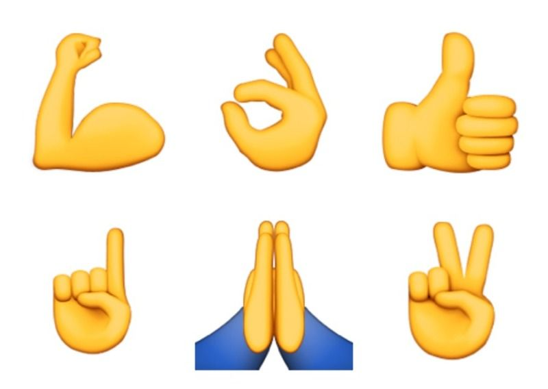 What Do All The Hand Emojis Mean Or How To Know When To Use Prayer Hands Vs Applause Hand Emoji Prayer Hands Hand Emoji Meanings