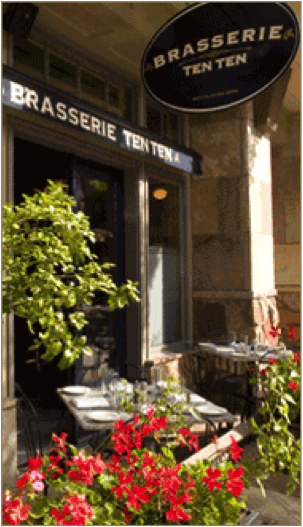 Brerie Ten French Restaurant Date Idea In Boulder Across The Ride From Mediterranean Same Owners