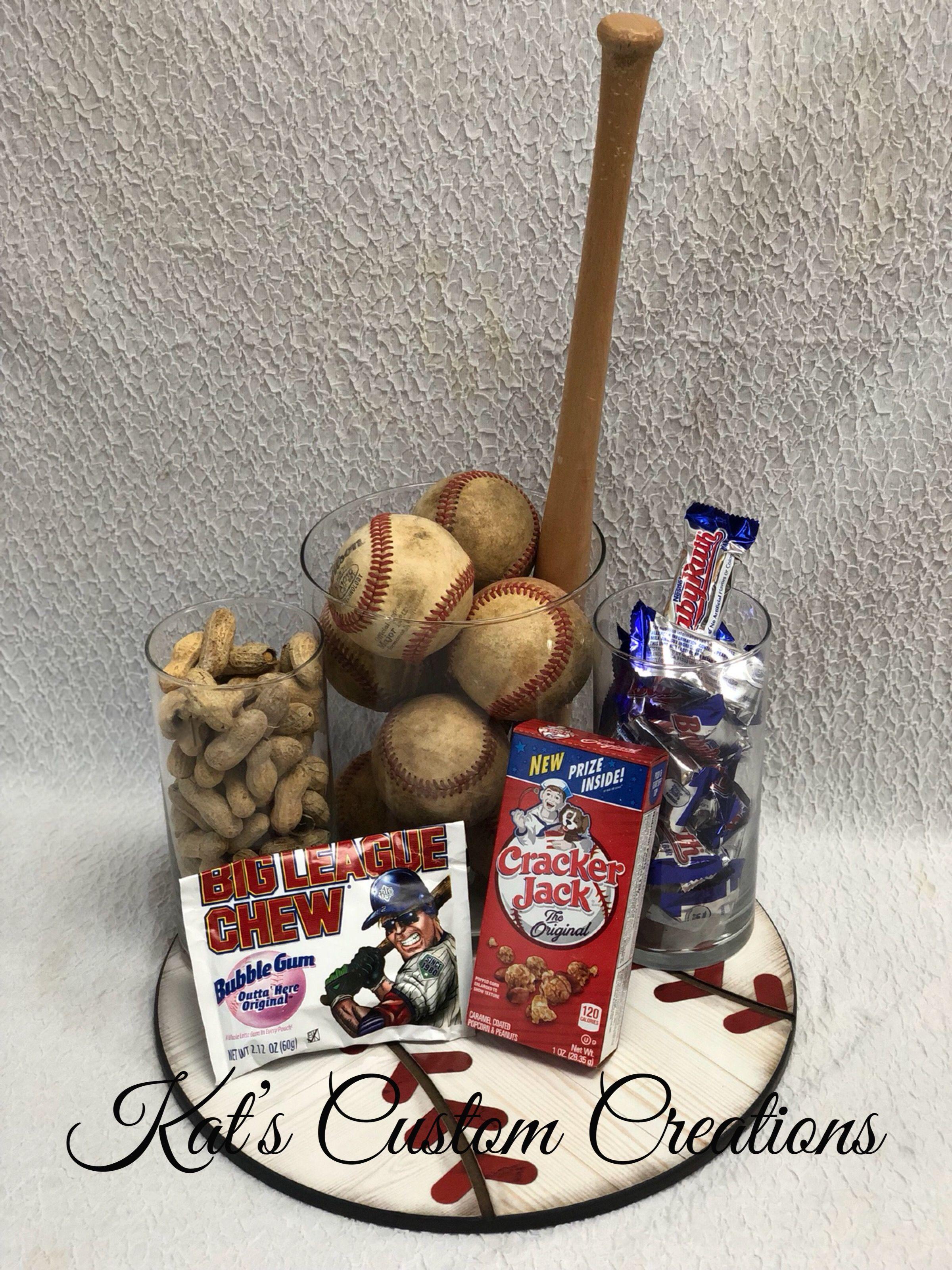 Baseball party centerpiece party pinterest baseball party