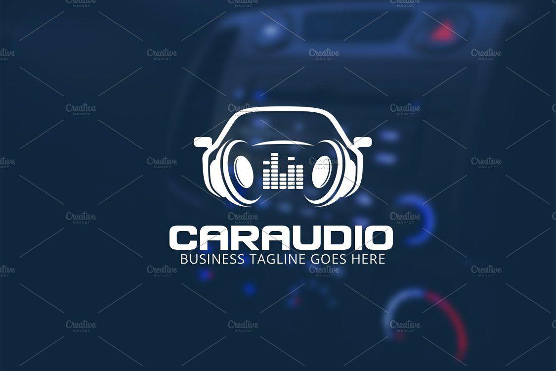 Car audio logo in 2020 car audio audio big speakers