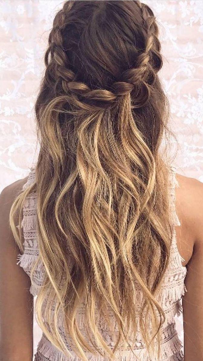 Twist-Back Hairstyle   Braiding ideas   Hair styles, Curly ...
