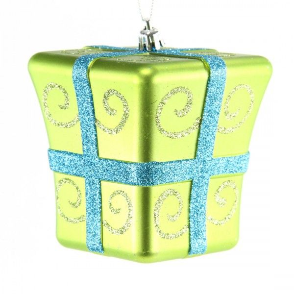 Gift Box Ornament   Gift boxes wholesale, Turquoise ...