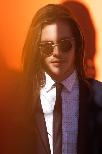 Long Hairstyle and Fashion. Wade Fyfe