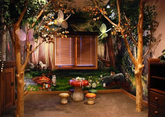 Hadas del Bosque — Habitaciones Tematicas