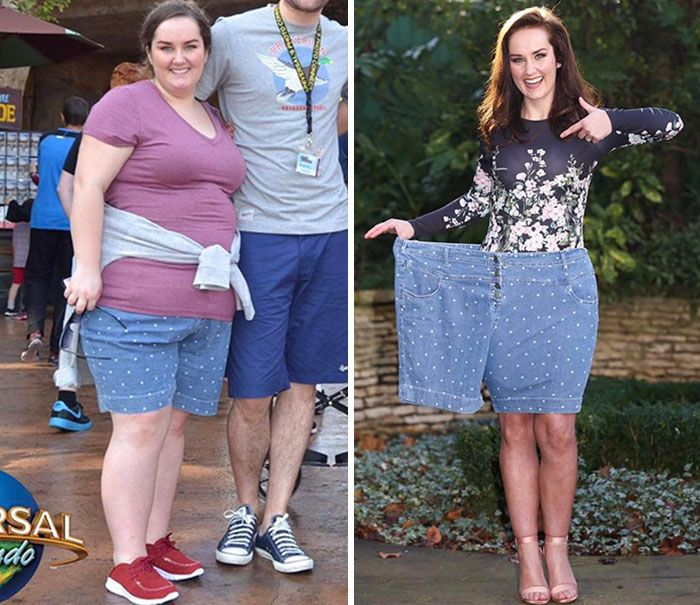 15 photos de femmes avant/après une grosse perte de poids