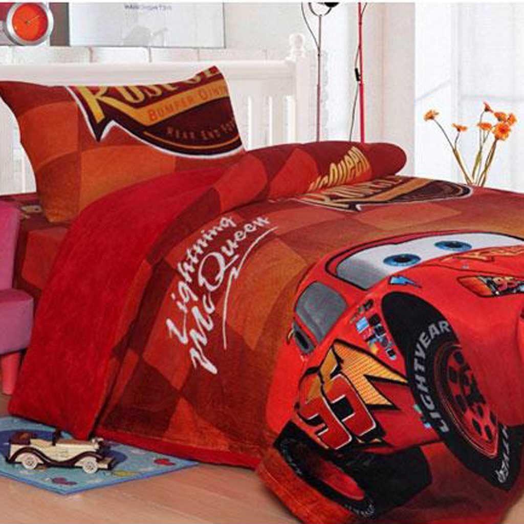 Lightning Mcqueen Bedroom Set