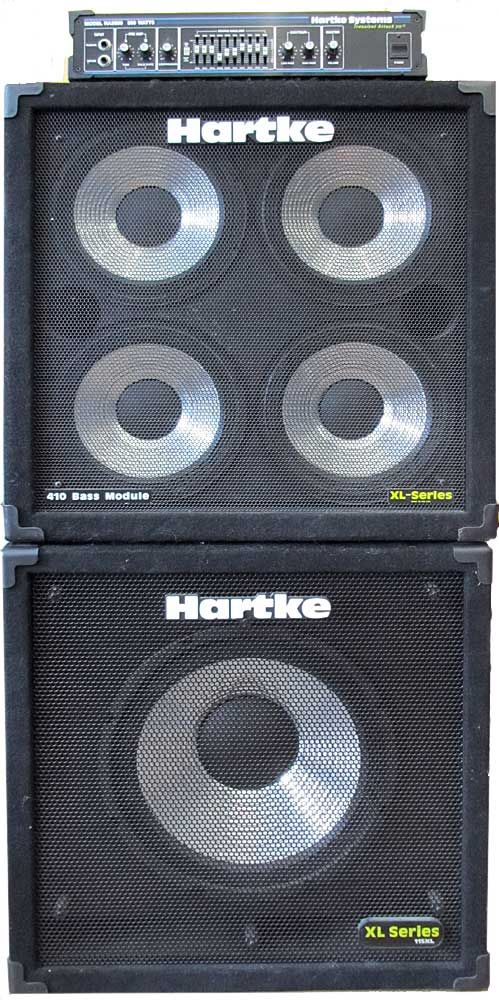 Hartke stack, all about that b.   b in 2019   B amps, B ... on
