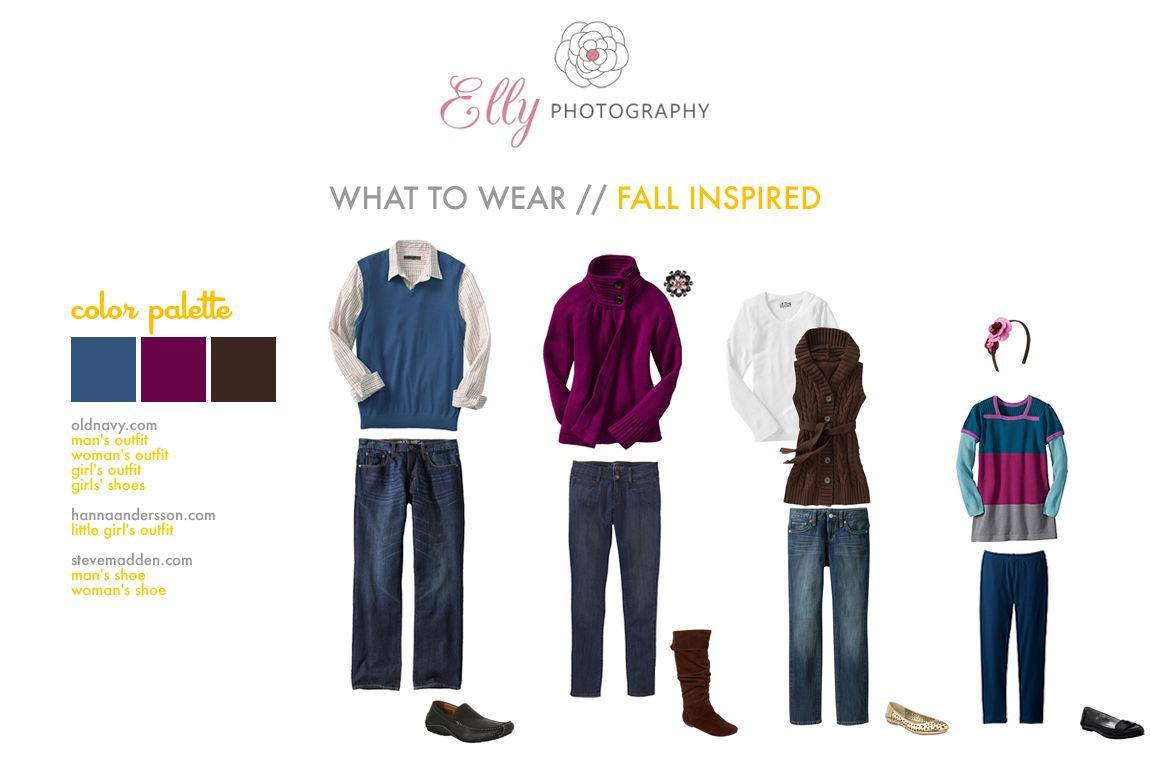 What To Wear Fall