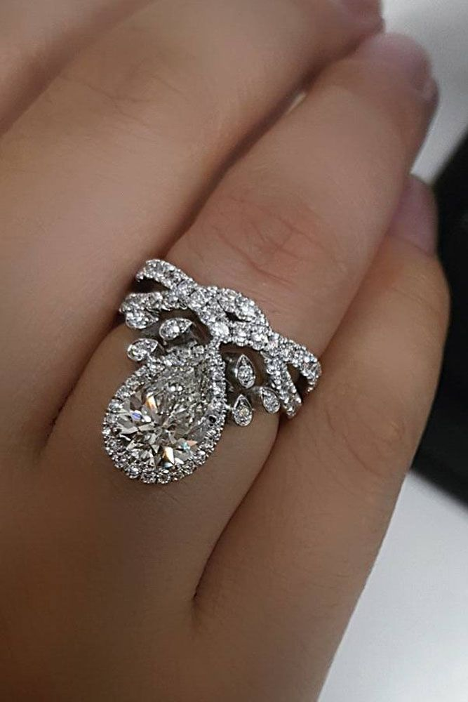 27 Unique Engagement Rings That Will Make Her Happy ...