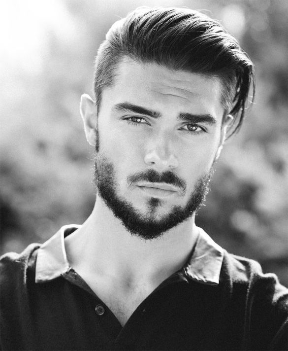 Guys With Long Hair How Do We React To Them Beard Styles For Men Undercut Hairstyles Haircuts For Men