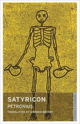 Satyricon | Petronius        #book #covers #jackets #portadas #libros