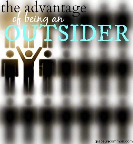 Powerful Little Quote Sad Quotes T: Do You Ever Feel Like An Outsider? Left Out Or Standing On